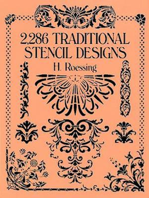 2,286 Traditional Stencil Designs