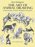 The Art of Animal Drawing (Dover Books on Art Instruction, Anatomy)