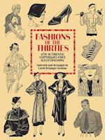 Fashions of the Thirties (Dover Pictorial Archives)