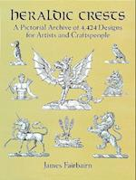 Heraldic Crests (Dover Pictorial Archives)