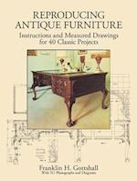 Reproducing Antique Furniture (Dover Woodworking)