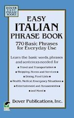 Easy Italian Phrase Book (Dover Easy Phrase Books)