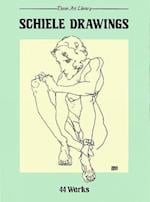 Schiele Drawings (Dover Art Library)