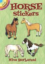 Horse Stickers (Dover Little Activity Books)