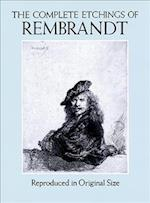 The Complete Etchings of Rembrandt (Dover Fine Art, History of Art)