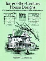 Turn-Of-The-Century House Designs af William T. Comstock
