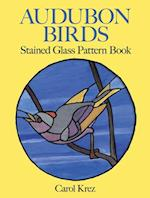 Audubon Birds Stained Glass Pattern Book (Dover Stained Glass Instruction)