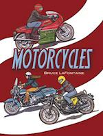Motorcycles Coloring Book af Bruce Lafontaine, Coloring Books, Lafontaine