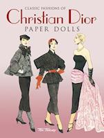 Classic Fashions of Christian Dior (Dover Paper Dolls)