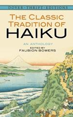 The Classic Tradition of Haiku (Dover Thrift Editions)