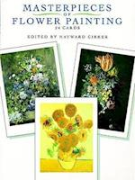 Masterpieces of Flower Painting (Card Books)
