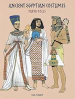 Ancient Egyptian Costumes Paper Dolls (History of Costume)