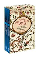 Favorite Jane Austen Novels (Dover Thrift Editions)