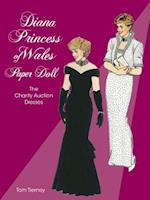 Diana Princess of Wales Paper Doll