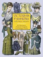 Victorian Fashions (Dover Pictorial Archive)