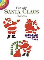 Fun with Santa Claus Stencils (Dover Little Activity Books)