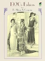 1920s Fashions from B.Altman and Company (Dover Fashion and Costumes)