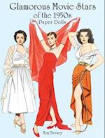 Glamorous Movie Stars of the Fifties Paper Dolls (Dover Celebrity Paper Dolls)