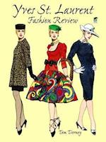 Yves St. Laurent Fashion Review (Dover Paper Dolls)