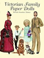 Victorian Family Paper Dolls (Dover Victorian Paper Dolls)