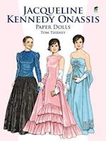 Jacqueline Kennedy Onassis Paper Dolls (Famous Americans)