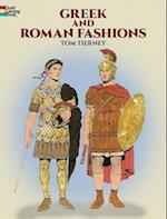 Greek and Roman Fashions (Dover Pictorial Archives)