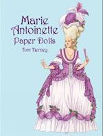Marie Antoinette Paper Dolls (Dover Royal Paper Dolls)