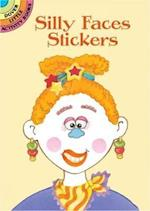 Silly Faces Stickers (Dover Little Activity Books)