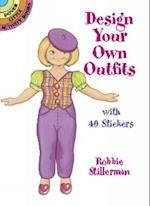 Design Your Own Outfits (Dover Little Activity Books)