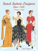French Fashion Designers Paper Dolls (Dover Paper Dolls)