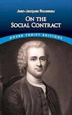 On the Social Contract af Jean-Jacques Rousseau