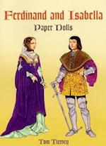 Ferdinand and Isabella Paper Dolls