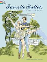 Ballet Costumes Coloring Book (Pictorial Archives S)