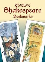 Twelve Shakespeare Bookmarks af Steven James Petruccio