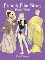 French Film Stars Paper Dolls