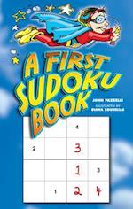 A First Sudoku Book af John Pazzelli, Diana Zourelias