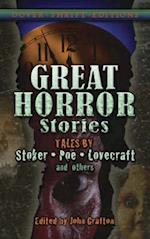 Great Horror Stories (Dover Thrift Editions)