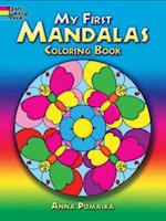 My First Mandalas Coloring Book (Dover Pictorial Archives)