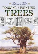 Drawing & Painting Trees af Adrian Hill
