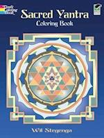 Sacred Yantra Coloring Book (Dover Coloring Books)