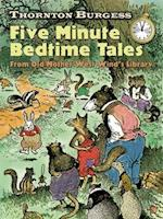 Five-Minute Bedtime Tales af Thornton W Burgess, Harrison Cady