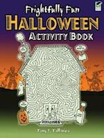 Frightfully Fun Halloween Activity Book af Tony Tallarico