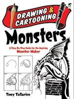 Drawing & Cartooning Monsters af Tony Tallarico