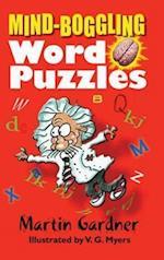 Mind-Boggling Word Puzzles af Martin Gardner