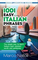 1001 Easy Italian Phrases (Dover Language Guides)