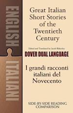 Great Italian Short Stories of the Twentieth Century/I Grandi Racconti Italiani del Novecento (Dover Language Learning Books Italian)