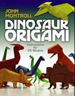 Dinosaur Origami af John Montroll