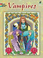 Vampires Coloring Book af Marty Noble
