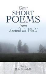 Great Short Poems from Around the World af Bob Blaisdell