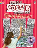 Build a Poster Coloring Book Fairy Princess af Arkady Roytman